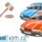 Do 31.12.2018 Výběrové řízení na prodej Mitsubishi L200 pick up, 2.5 Td. Minimální kupní cena 169.400 Kč.